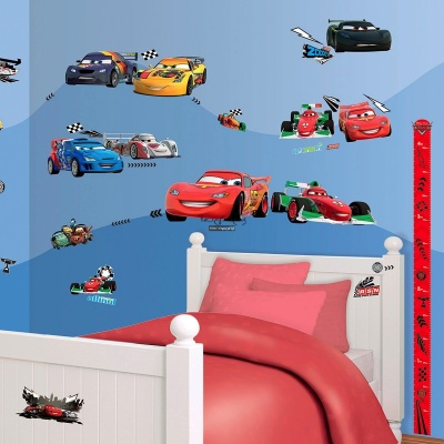 Cars Room Set Τιμή:59€