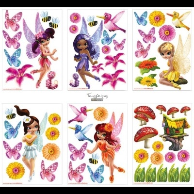 Magical Fairies Room Set Τιμή:59€