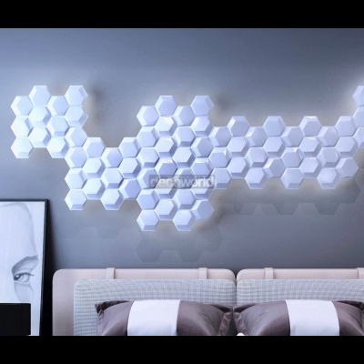 3D PANEL DESIGN HEXAGON - τιμή 9,50€
