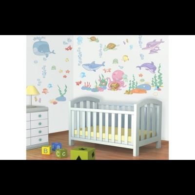 Baby Under the Sea Room Set Τιμή:59€